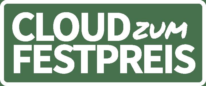 Cloud zum Festpreis